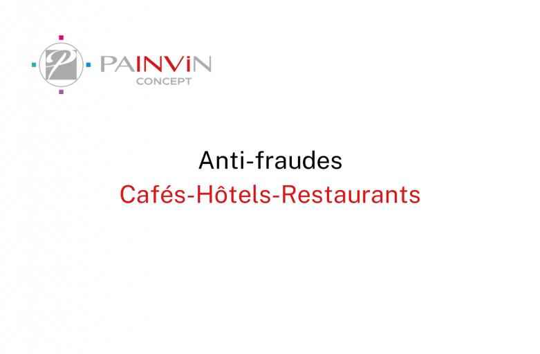 anti-fraudes pour les caisses enregistreuses